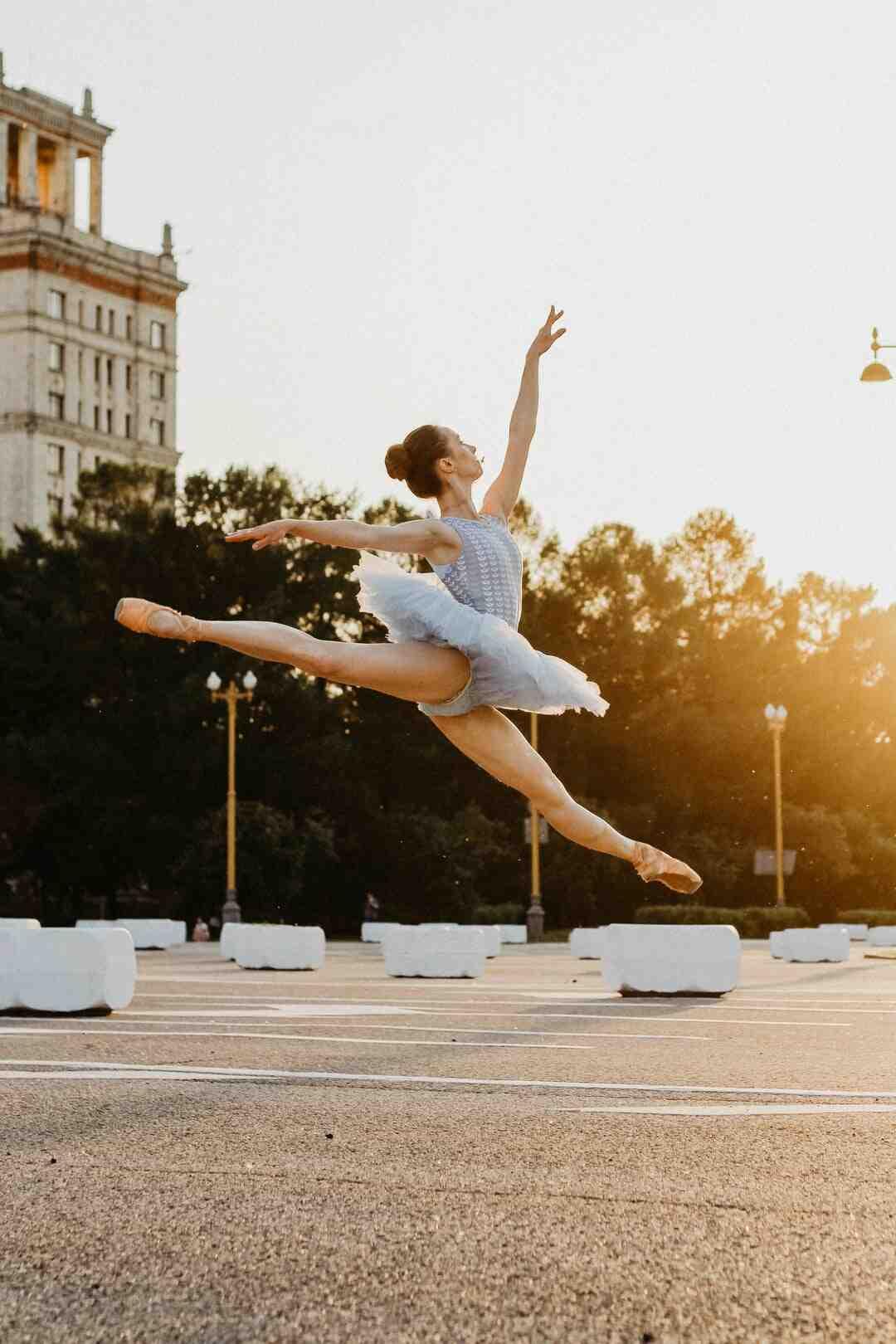 Danse : Ballet Comment apprendre à danser