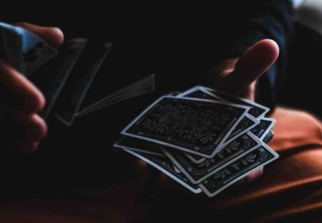 Tour de magie carte